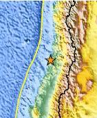 INFORME SISMOLOGICO MUNDIAL: TIEMBLA DE NUEVO EN CHILE, 27 ABRIL 2010