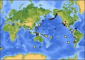 INFORME SISMOLOGICO MUNDIAL: DÍA TRANQUILO, 30 DE ABRIL 2010