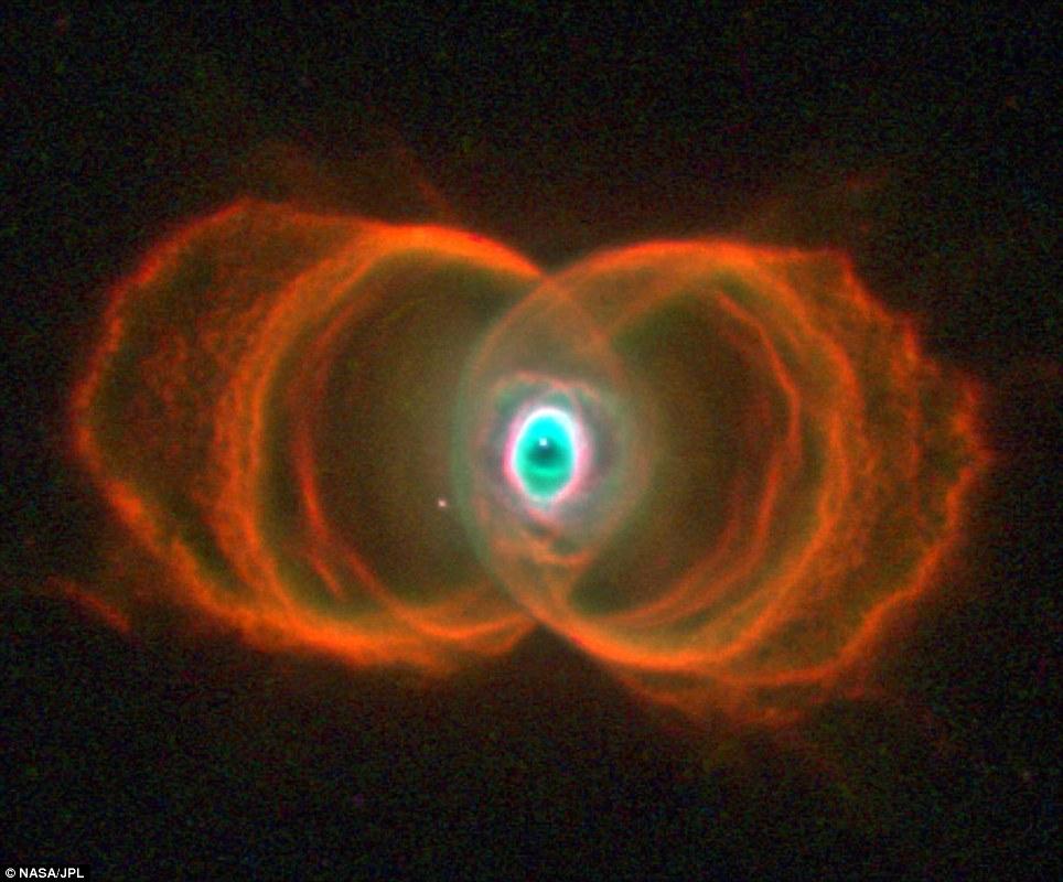 Resultado de imagen de Nebulosa Reloj de Arena