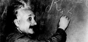 Explicacion de fantasmas mediante las teorias de EINSTEIN