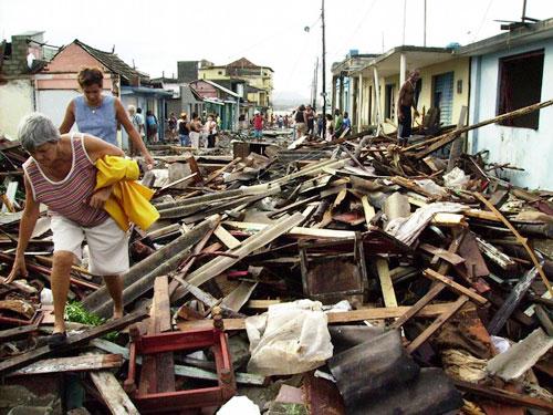 desde 1980 se han registrado 20 mil desastres naturales en el mundo