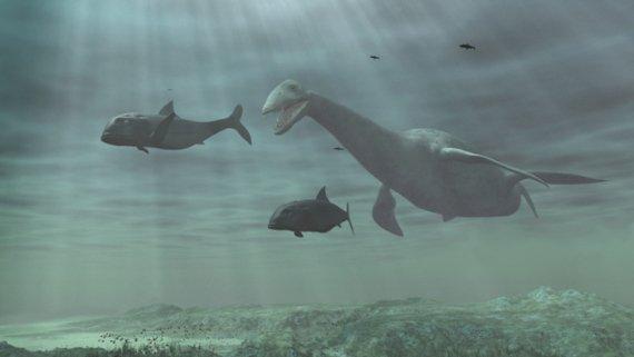 Las Criaturas Del Oceano Profundo Sobrevivieron Al Impacto Del Asteroide De Chicxulub Universitam El agitado mar se convirtió en un muro de agua de más de diez metros de altura que avanzó rápidamente hacia la desembocadura fluvial, arrojando a millares de peces de agua dulce hacia un. profundo sobrevivieron al impacto