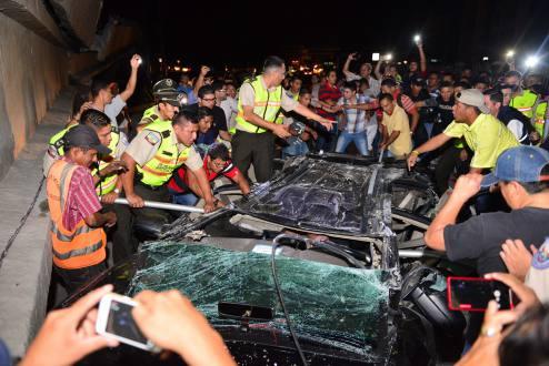 TERREMOTO EN ECUADOR HOY 16 DE ABRIL DEL 2016