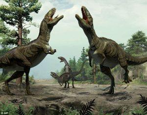 Explican Sobrevivencia De Otros Animales Cuando Los Dinosaurios Se Extinguieron Por El Impacto De Un Asteroide Universitam Actividades infantiles y educación preescolar relacionada a los dinosaurios y animales extintos. los dinosaurios se extinguieron