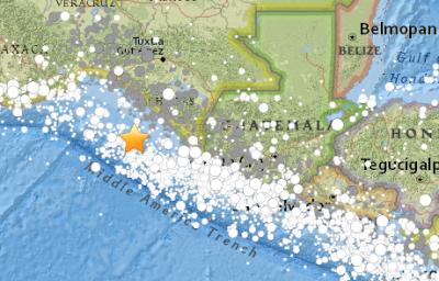 Reporte Mundial De Sismos Y Terremotos Hoy 7 De Septiembre Del 2017 Temblores En Mexico Guatemala El Salvador Y Japon Universitam
