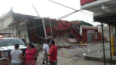 Reporte Mundial De Sismos 23 De Septiembre Del 2017 Mexico Despierta Hoy Con Terremotos 6 1 M Universitam