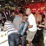 INCENDIO EN DISCOTECA DE BRASIL MATA A 245 PERSONAS, POSIBLEMENTE HAYA MAS VICTIMAS